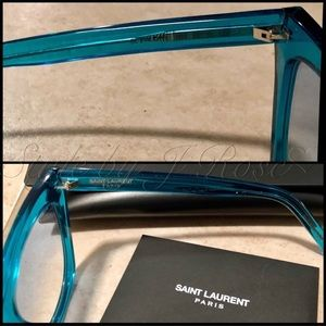 Yves Saint Laurent Accessories - YSL New Wave Kate SL214 Sunglasses
